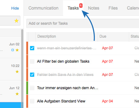 Manage your tasks and stay organized while working with large groups.