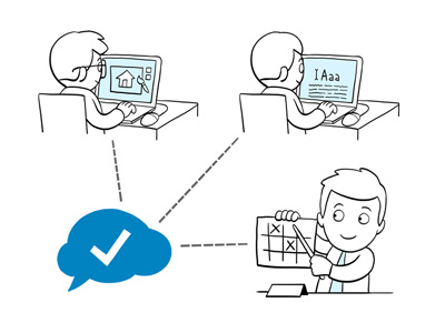 Social Collaboration has never been easier before.